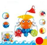 1432523-mooi het Bespuitende Stuk speelgoed van het Water van de Douche van het Bad van het Patroon van de Krab voor Jong geitje