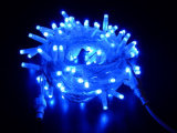 Cálida decoración de la cadena Holiday cadena luz LED blanco