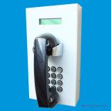 Línea caliente LCD Telecom Pública Teléfono Knzd-05LCD