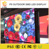 LED al aire libre DOT Matrix Display Bandera de publicidad de la pantalla