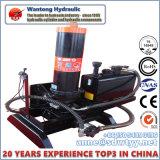 Cylindre hydraulique de emboutage télescopique pour le camion à benne basculante
