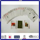 2016 cartões de jogo feitos sob encomenda da cópia da venda quente