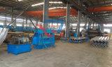 10 Jahre Fabrik produzierte Datenbahn-gewölbte Abzugskanal-Rohr-