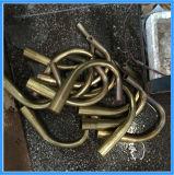 Máquina de tratamento térmico de indução de endurecimento de tratamento de cofragem de cobre (JLCG-60)