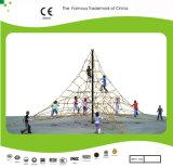 De Kabel die van Kaiqi Stuk speelgoed voor Speelplaats (KQ50115D) beklimt