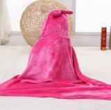 極度の柔らかい新生の赤ん坊のフランネルの毛布/3D立体マントのSagittarius