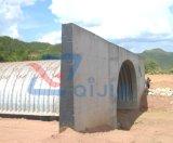 10 anos de sargetas produzidas fábrica do aço do Semicircle do grande diâmetro