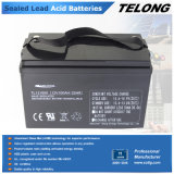 12V100ah Valve Regulated Lead Acid Battery voor Zonnestelsel