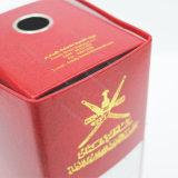 Rectángulo rígido vendedor caliente del documento de la alta calidad del diseño de la manera