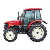 Wiel Tractor met 70HP Dieselmotor