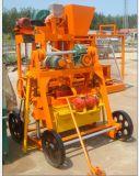 Подвижная бетонная плита делая машину (QMY4-45)