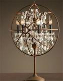 Lâmpada decorativa interior da tabela/mesa para a cabeceira ou o estudo
