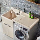 卸売価格の中国の工場現代および贅沢な様式の壁に取り付けられた浴室の家具