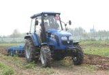 90HP農業の車輪のトラクターの製造業者