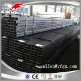 Casilla negra de ASTM A500 y tubo hueco rectangular del acero de la estructura