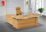 Самомоднейшие конструкции мебели стола таблицы компьютера офиса рамки металла Woodern (SZ-ODB356)