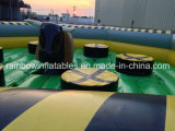Wipeout inflable del nuevo diseño/juego inflable del Wipeout/juegos inflables adultos del deporte del Wipeout