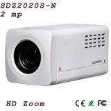 2 Megapixelの自動焦点優秀な画像の品質および高い感度{Sdz2020s-N}持って来る完全なHDネットワークズームレンズのカメラ