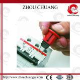 Lucchetto miniatura Vetro-Riempito di sicurezza di bloccaggio dell'interruttore delle serrature famose di marca