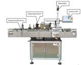 El capsular de relleno y máquina de etiquetado adhesiva (MPC-DS) de la planta automática de llavero