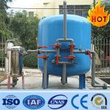 Betätigter Kohlenstoff und Sandfilter für Wasser-Filtration