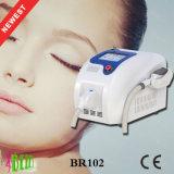 Máquina portátil de Shr IPL, rejuvenescimento da pele do IPL, remoção do cabelo do IPL da E-Luz