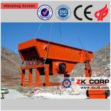 Sale quente Vibrating Screen para Cement Prodcution Plant