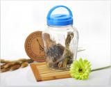 Plasticの2500ml Glass Food Jar Kitchen Storage Jar Lid