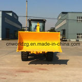 3ton Agricultural Loader met Powerful Engine
