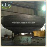 Protezioni di estremità cape ellittiche servite del più grande diametro