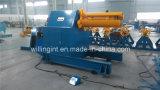 10 toneladas de Uncoiler hidráulico automático con el coche de bobina