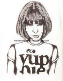 Le dessin animé figure le T-shirt fait sur commande d'hommes de coton en gros chaud d'impression d'écran