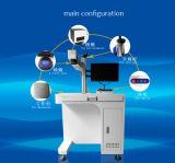 ISOの公認20W金属のファイバーレーザーのマーキング機械