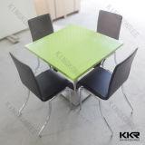 Tabelas de jantar artificiais personalizadas da mobília do projeto (170424)