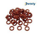 De O-ring van het silicone Alle Grootte met Uitstekende Weerstand tegen Zuurstof