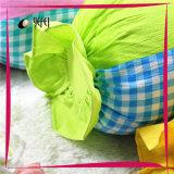 100% corsa decorativa stampata cotone & sofà & cuscino di base & del corpo