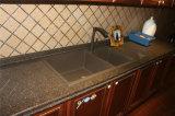 Zusammengesetzte Quarz-Granit-Küche-Wanne
