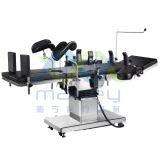 X線撮影をすることを用いる電気手術台(MNEOTDS-3C)