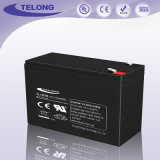 Батарея цикла UPS 12V7ah высокого качества перезаряжаемые свинцовокислотная глубокая