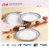 '' conjunto de cena de cerámica del servicio de mesa de la porcelana del servicio de mesa 10 para el restaurante