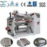 Máquina el rebobinar del papel de aluminio de la alta calidad