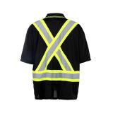 100%年の綿の反射Tシャツのクラス2 Csaz 96-09