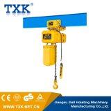 grua Chain elétrica de eficiência 500kg elevada