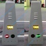 De tweezijdige P2.5&P5mm Volledige Hoogste LEIDENE van de Taxi WiFi van de Kleur 3G/4G Draadloze Vertoning van de Reclame