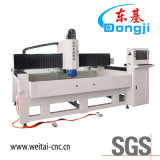 Horizontal CNC Glass Edging Machine para la decoración de vidrio