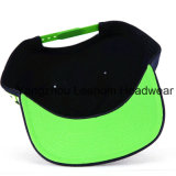 Costume Hats&Caps do basebol da fluorescência do Snapback