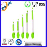 Silicone Handle Utensil Salad e BBQ Tong