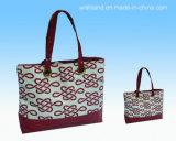 2015の方法革綿の印刷のショッピング・バッグ