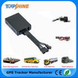 Alto perseguidor fácil del coche del GPS de la instalación de Quanlity (MT100) con el sensor de la caída