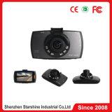 H. 264 Car Black Box DVR G30 con 170 Degree Wide Angle e G-Sensor